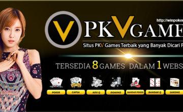 Situs PKV Games Terbaik yang Banyak Dicari Player
